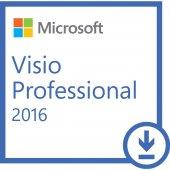 Microsoft Visio Professional 2016 D87 07114 (Dijital İndirilebilir Lisans)