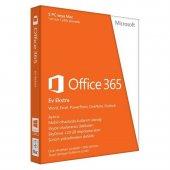 Kutulu Microsoft Office 365 Ev Ekstra 5 Pc Veya Mac 1 Yıl 6gq 00190