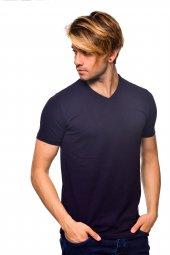 Iceboys V Yaka Basic T Shirt