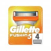 Gillette Fusion 4' Lü Yedek Tıraş Bıçağı