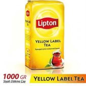 Lipton Yellow Label Çayı 1000 Gr 9 Adet (1 Koli)
