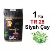 Tirebolu Siyah Çay Özel Hasat 1000 Gr Tr28 100 Yer...
