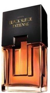 Avon Black Suede İntense Erkek Parfüm Edt 75 Ml+ücretsiz Kargo