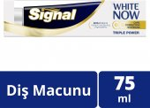 Signal White Now Cc Triple Power Diş Macunu 75 Ml...