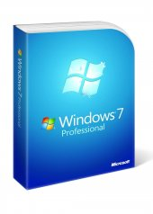 Microsoft Windows 7 Professional Dijital İndirileb...