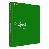 Microsoft Project Professional 2016 Dijital İndiri...