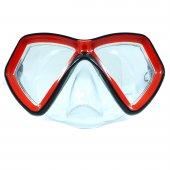 Bermuda Çocuk Deniz Gözlüğü Burunlu Havuz Deniz Kullanımına Uygun Çocuk Yüzücü Gözlüğü Yüzme Gözlüğü