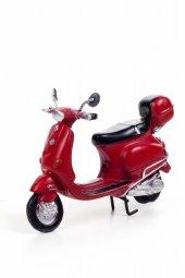 Decotown Scooter Kırmızı Motosiklet