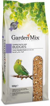 Garden Mix Platin Seri Muhabbet Kuşu Yemi 1 Kg (5 ...