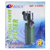Resun Sp1100 Akvaryum İç Filtre 600 L H
