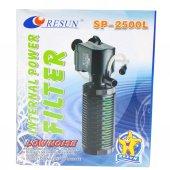 Resun Sp2500 Akvaryum İç Filtre 1400 L H