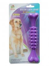 Percell Üzümlü Sert Plastik Köpek Kemiği 19 Cm...
