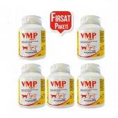 Zoetis Vmp Kedi Ve Köpek İçin Vitamin Tablet 5 Ade...
