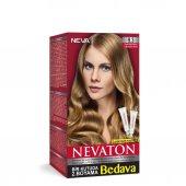 Nevaton Saç Boyası 9.3 Açık Altın Sarısı Bir Kutuda 2 Boyama