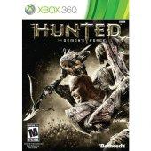 Hunted The Demons Forge Xbox 360 Sıfır Kapalı Kutu Faturalı