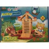 Hobi Building Blocks 140 Parça Denge Oyunu