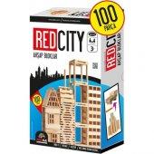Redka Redcity Ahşap Bloklar