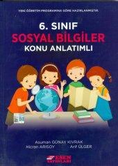 6. Sınıf Sosyal Bilgiler Konu Anlatımlı Esen Yayınları