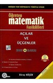 öğreten Matematik Fasikülleri Açılar Ve Üçgenler Gür Yayınları