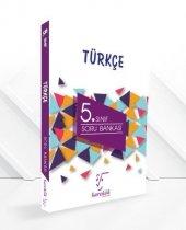 5.sınıf Türkçe Soru Bankası Karekök Yayınları