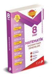 8.sınıf Matematik Kazanım Takip Denemeleri Koray Varol Akademi