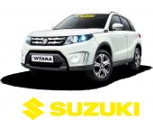 Suzuki Ön Cam Oto Sticker