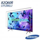 Samsung 82q60r Tv Ekran Koruyucu Ekran Koruma Camı Etiasglass