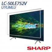 Sharp Lc 50le752v Tv Ekran Koruyucu Ekran Koruma Camı Etiasglass