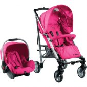 Hattrick Baby Bts 116 Bebek Arabası+koltuk Set