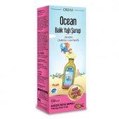 Orzax Ocean Balık Yağı Şurup Karışık Meyve