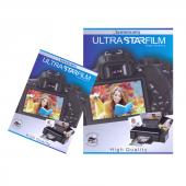 Ultra Starfilm Gümüş İnci Çift Taraflı A4 260 Gram 20 Sayfa Foto