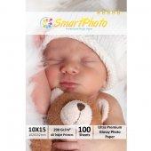 Smart Photo 10x15 Parlak (Glossy) 290 Gr M 100 Adet 1paket Profe