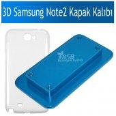 3d Samsung Note 2 Kapak Baskı Kalıbı