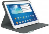 Logitech Samsung Galaxy Tab3 Folio S310 Carbon Siyah Koruyucu Tab
