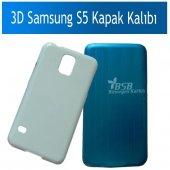 3d Samsung S5 Kapak Baskı Kalıbı