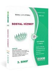 Aöf Sosyal Hizmet 3. Sınıf 5. Yarıyıl Güz Dönemi Egem Yayınları