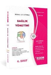 Aöf Sağlık Yönetimi 4. Sınıf 7. Yarıyıl Güz Dönemi Egem Yayınları