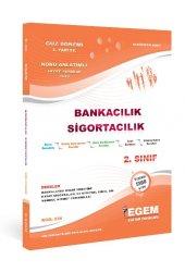 Aöf Bankacılık Ve Sigortacılık 2. Sınıf Güz Dönemi Konu Anlatımlı Soru Kitabı Tek Egem Yayınları