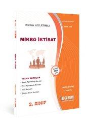 Aöf Mikro İktisat 2. Sınıf Güz Dönemi Konu Anlatımlı Soru Kitabı Tek Egem Yayınları