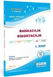 Aöf Bankacılık Ve Sigortacılık 1. Sınıf Güz Dönemi Konu Anlatımlı Soru Kitabı Tek Egem Yayınları