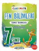 Okyanus Yayınları 7. Sınıf Classmate Fen Bilimleri Soru Bankası