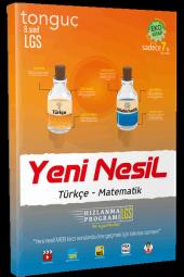 Tonguç Akademi 8. Sınıf Lgs Yeni Nesil Türkçe Matematik Hızlanma Progr