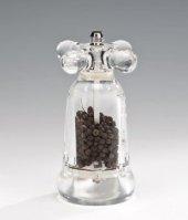 Akrilik Tuz Karabiber Değirmeni 13 Cm