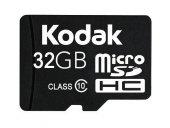 Kodak Extra 32gb Micro Sd Hafıza Kartı Ve Adaptör ...