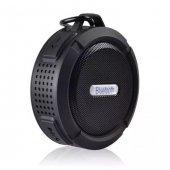 Joygears Suya Ve Toza Dayanıklı Sd Kart Destekli Bluetooth Hoparlör (Ses Bombası)