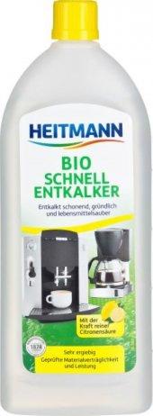 Heıtmann Bio Hızlı Kahve Makinaları İçin Kireç Sökücü Sivi 250 Ml