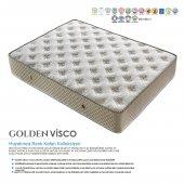 Kupons Golden Ortopedik Yaylı Visco Yatak 150x200 Cm
