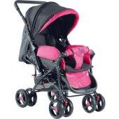 Babyhope 603 Bebek Arabası Çift Yönlü Araba Puset