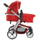 Bh 3025 Santana Travel Puset Bebek Arabası Ayak Örtüsü Hediyeli
