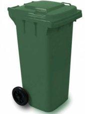 240 Litre Yeşil Çöp Konteyneri